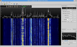 Gqrx running with the Red Pitaya | by csete