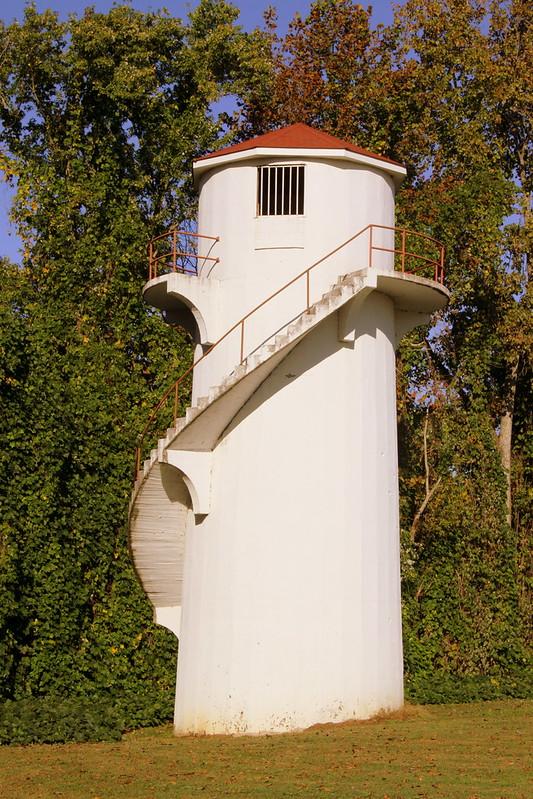 Carthage, TN lighthouse