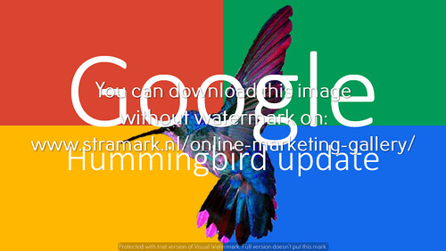 Google Hummingbird update clean simple text | by Zoekmachine Marketing Bureau