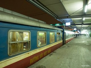 SE1 Train Hanoi to Hue - Hanoi, Vietnam.jpg | by SWTRIPS