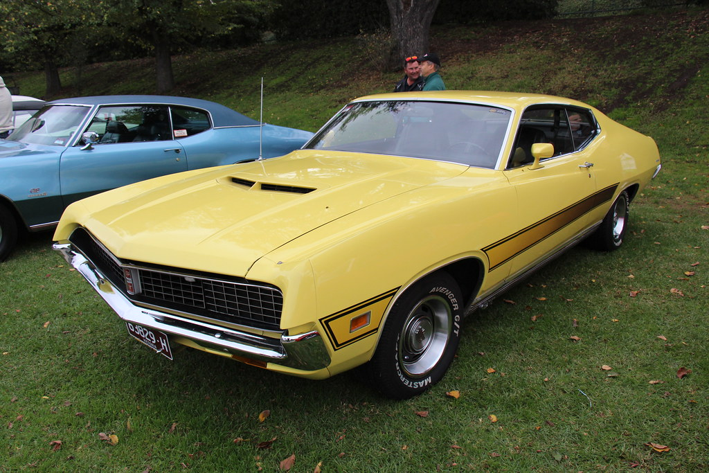 Ford Torino Gt Sports Roof By Sicnag