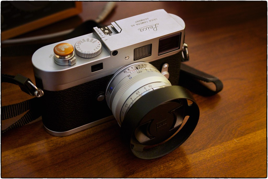 Leica M9 P With Zeiss C Sonnar 50 15 January 22