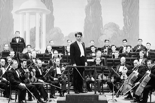 History of GR Symphony music directors