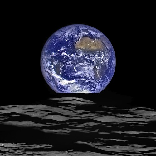 NASA Releases New High-Resolution Earthrise Image | by NASA Goddard Photo and Video