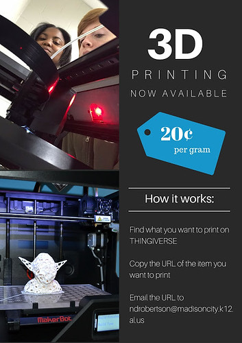 3D Printing | by NikkiDRobertson