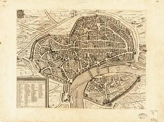 Plans anciens - Toulouse archives
