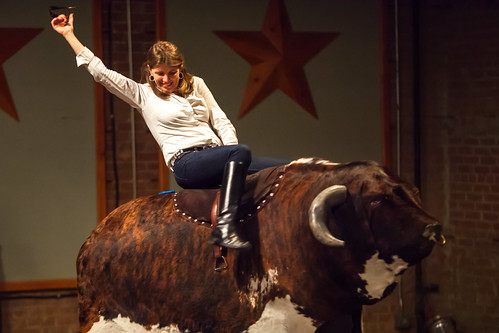 how to ride cow.girl