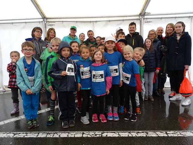 2km des Kids 2009, 20km de Lausanne 2016