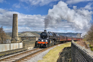 75078. Keighley bank ………. | by Alan Burkwood