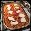 #RellaRoni #baked #pasta #macaroni #homemade #CucinaDelloZio - top w/mozzarella