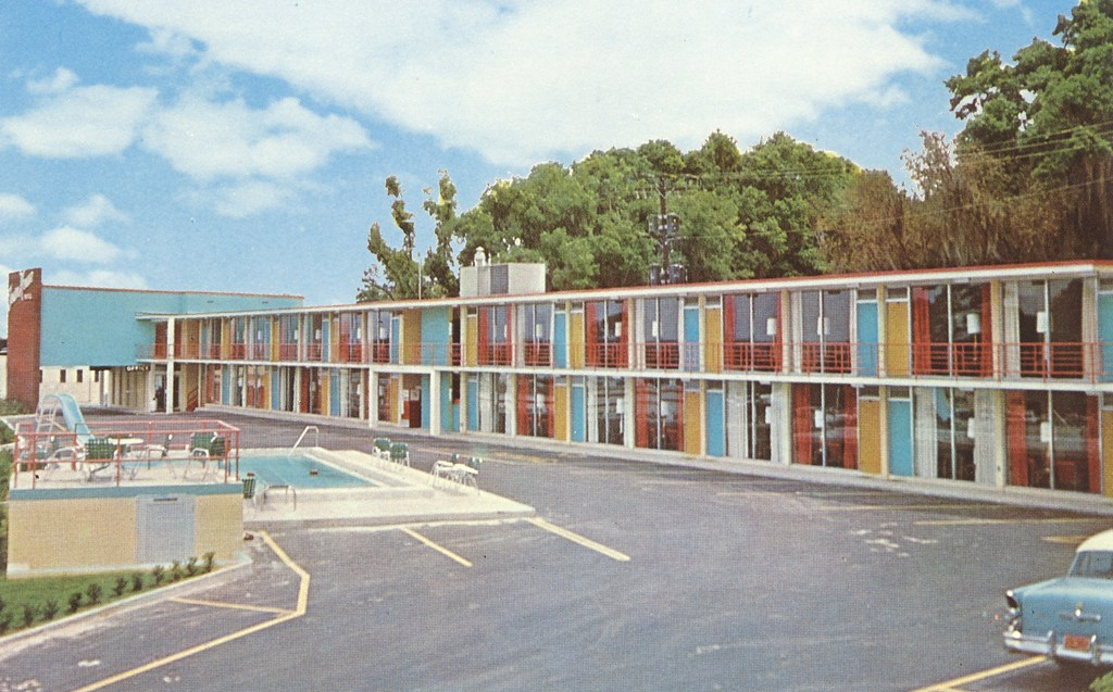 Town House Motel - Palatka, Florida