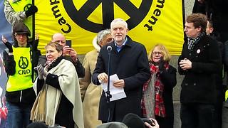 Jeremy Corbyn Says #StopTrident - 1