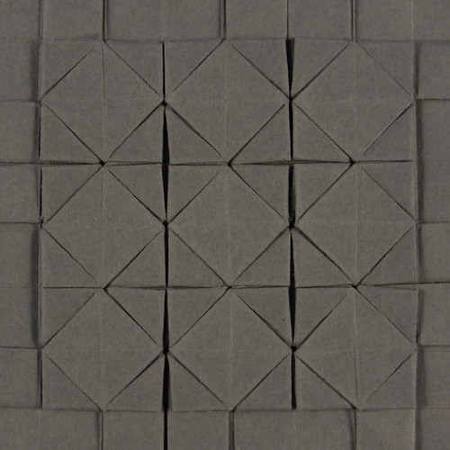 Tessellation: Squares and Crosses | by Michał Kosmulski