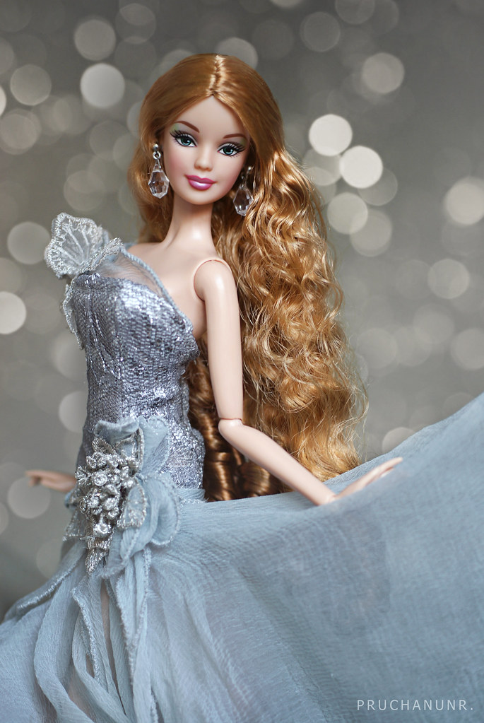 Enchanted Mermaid Barbie Doll | Gown : MonaeGlow @ BonettaSh… | Flickr