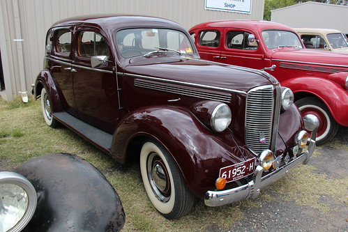 1938 Dodge D9 4 Door Sedan The Dodge Brothers Machine