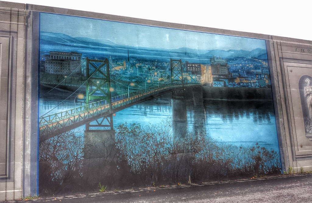 ... Flood Wall Murals  Portsmouth OH (35)   By Kevystew