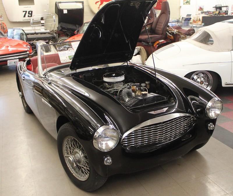 Austin Healey 100 6 V8 Perior Frrd 289 V8 Factory