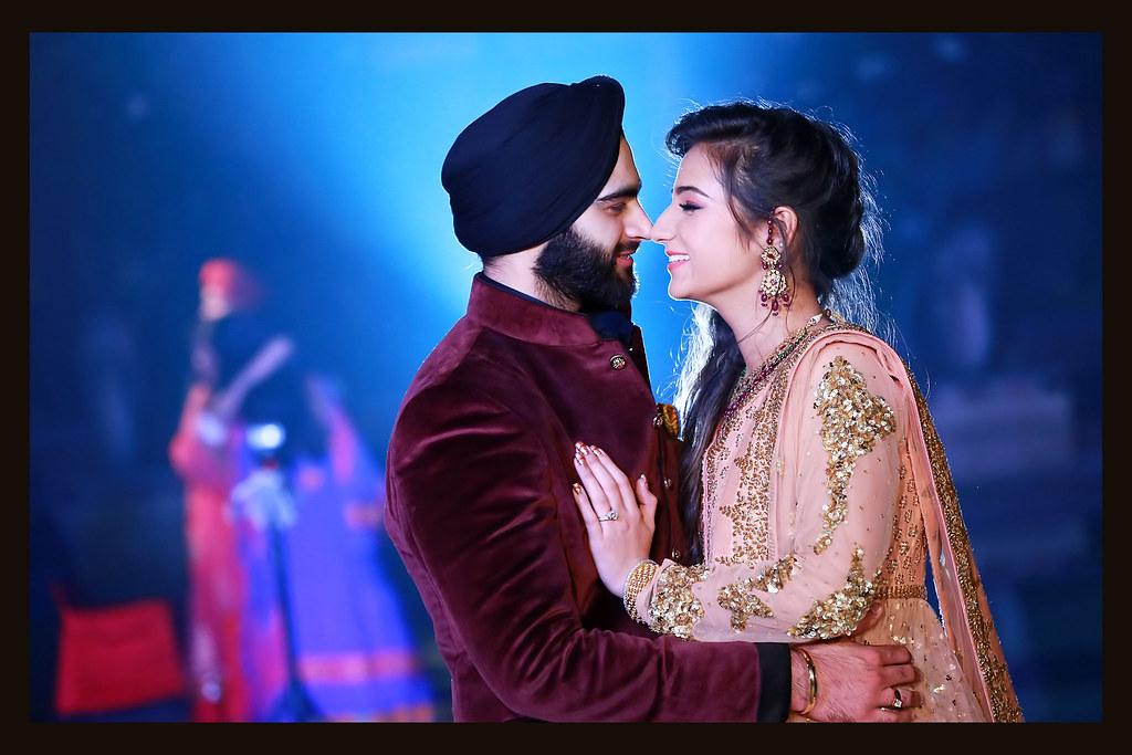 Pre Wedd Sardar And Sardarni Indian Wedding Photographer B Flickr