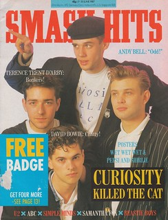 Smash Hits, June 17, 1987