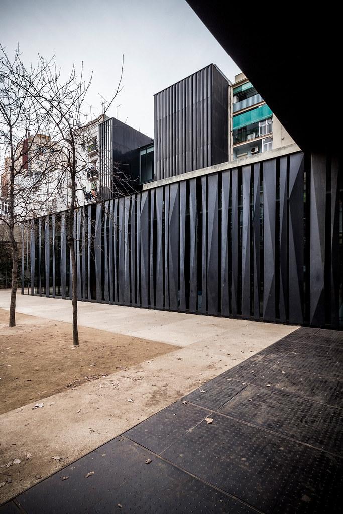 Biblioteca San Antoni - Joan Olivier