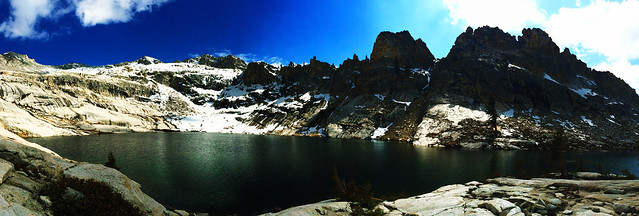 Pear Lake, Sequoia National Park, CA, USA