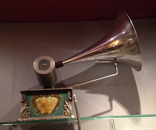 Phonographe Pathé Eventail (1902, France) | by Phono Museum Paris