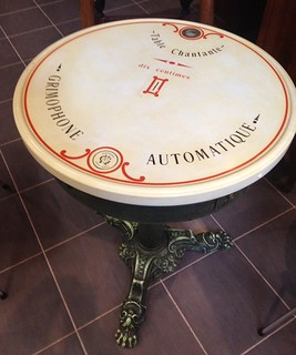 Table Chantante, Grimophone, France/Belgique 1911 | by Phono Museum Paris