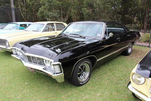 1967 Chevrolet Impala 4 door Hardtop | by Sicnag