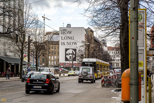 how long is now berlin | by Eva Blue
