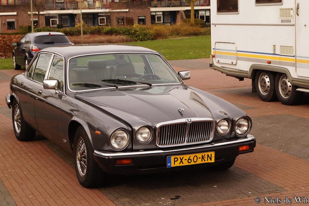 ... 1986 Jaguar XJ6 4.2 Series III Sovereign | By NielsdeWit