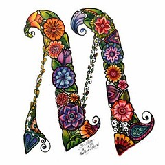 Check Out This Beautifully Colored M From My Letter Doodles Coloring Book Done By Marysaddlebackceleste