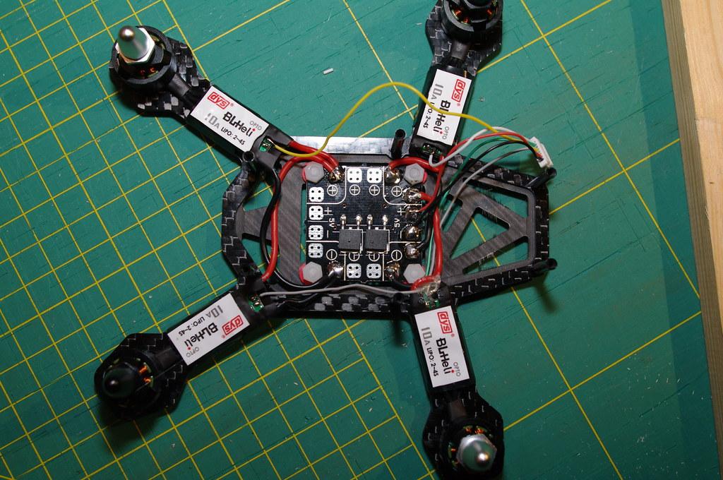 Motor control wires | leendeleo | Flickr