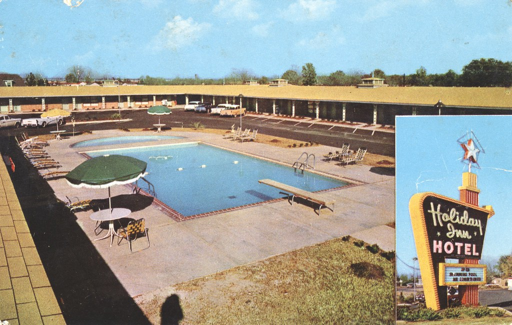Holiday Inn Hotel - Montgomery, Alabama