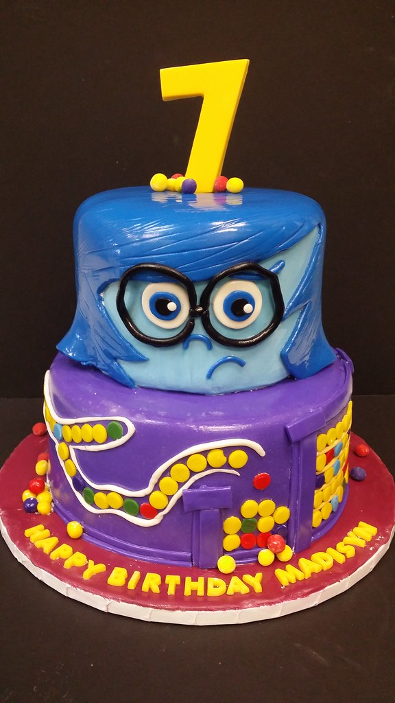 Inside out Cake Drago Sisters Bakery Flickr
