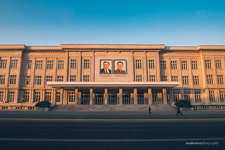 North Korean Government Building | by reubenteo
