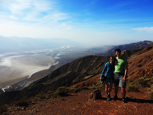 Dante's View, Death Valley, CA, USA