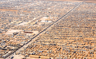 1280px-An_Aerial_View_of_the_Za'atri_Refugee_Camp | by Prachatai