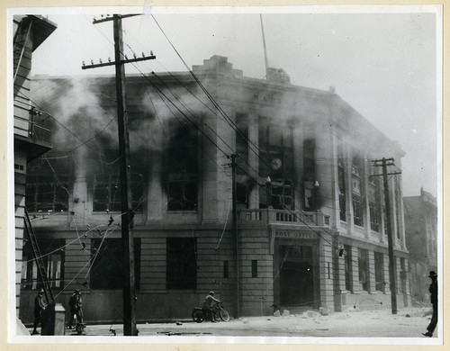 1931 Hawkes Bay Earthquake - Napier Post Office | by Archives New Zealand