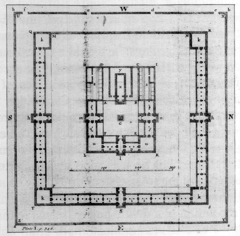 Doc11514266 Newtons Plan Of The Jewish Temple An Inter Flickr
