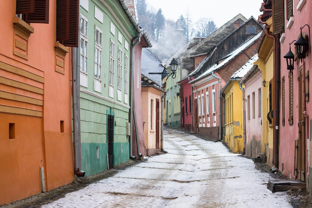 Tour della Transilvania