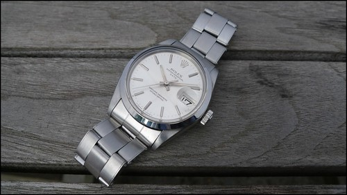 Rolex Oysterpepetual Date | by * Philippe B
