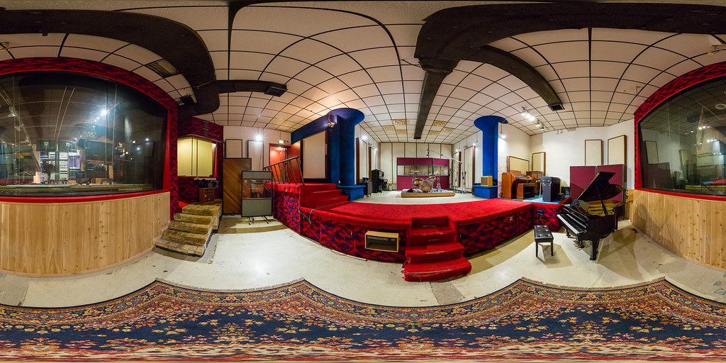 wall to wall recording studio chicago panorama 360 panor flickr