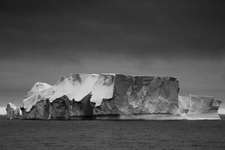 Black and white iceberg | by is_not_chicago