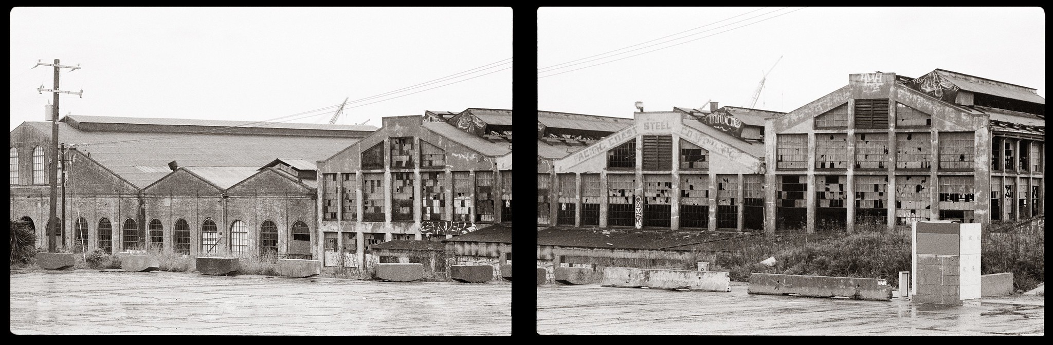 Dogpatch diptych | by efo
