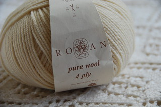 Rowan pure wool 4ply | by digitaldiina