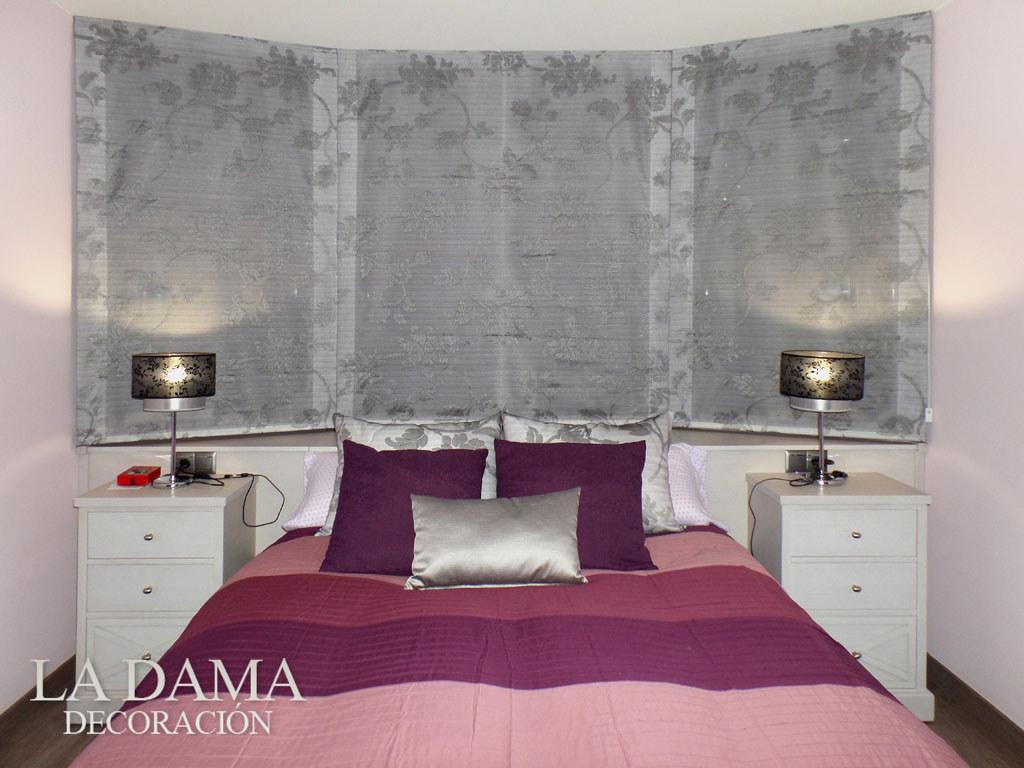 Estores para dormitorio affordable dormitorio con - Estores para habitaciones ...