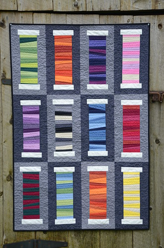 Variegated Threads by Poppyprint