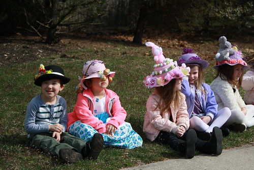 Spring Hat Parade 2016