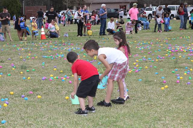 2016 Easter Egg Scramble