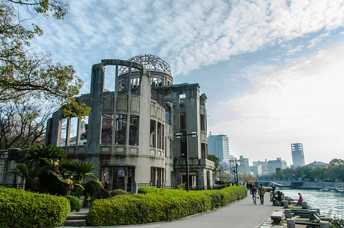 Hiroshima Peace Memorial | by cotaro70s